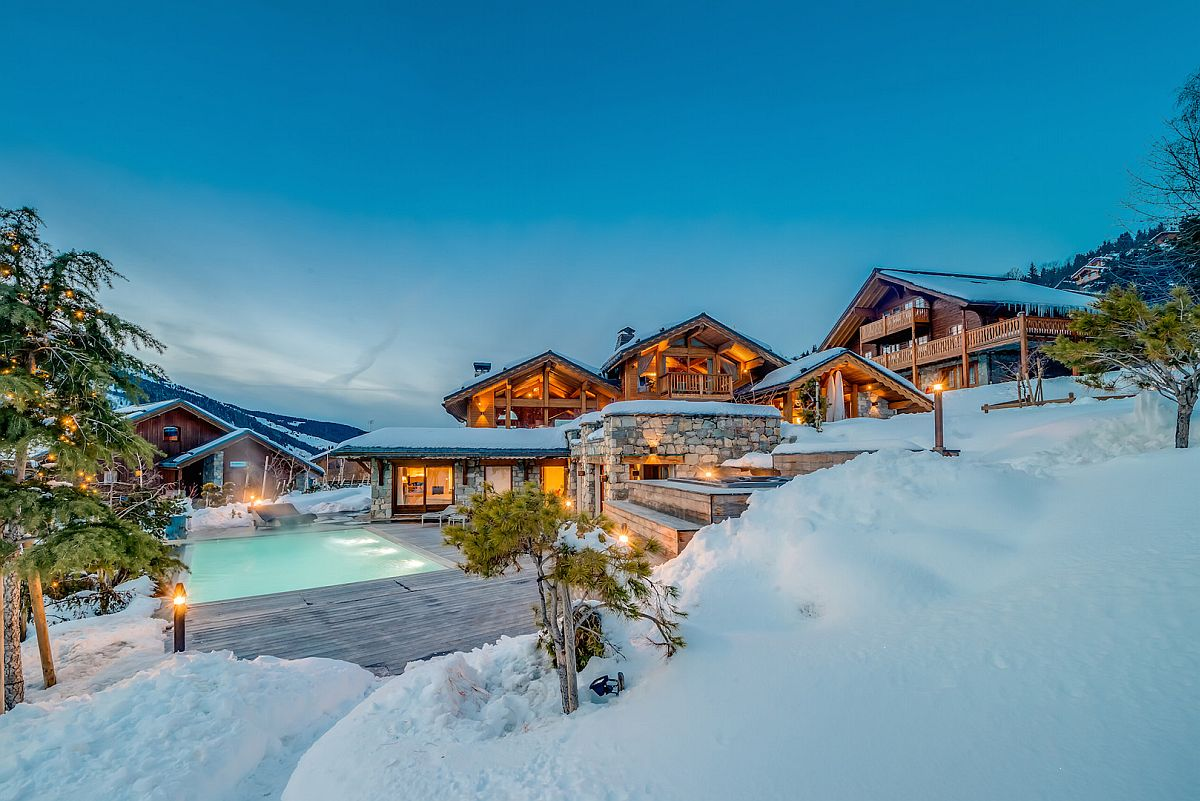 France S Best Luxury Ski Chalet Promises An