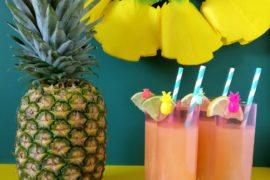 Tropical Party Decor Made Easy