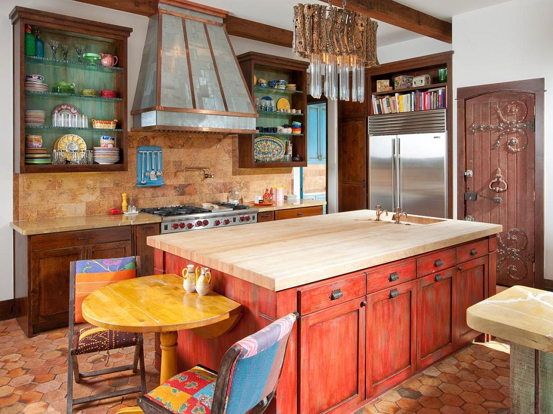 colorful kitchen ideas 25 colorful kitchen island ideas to enliven your home 11058