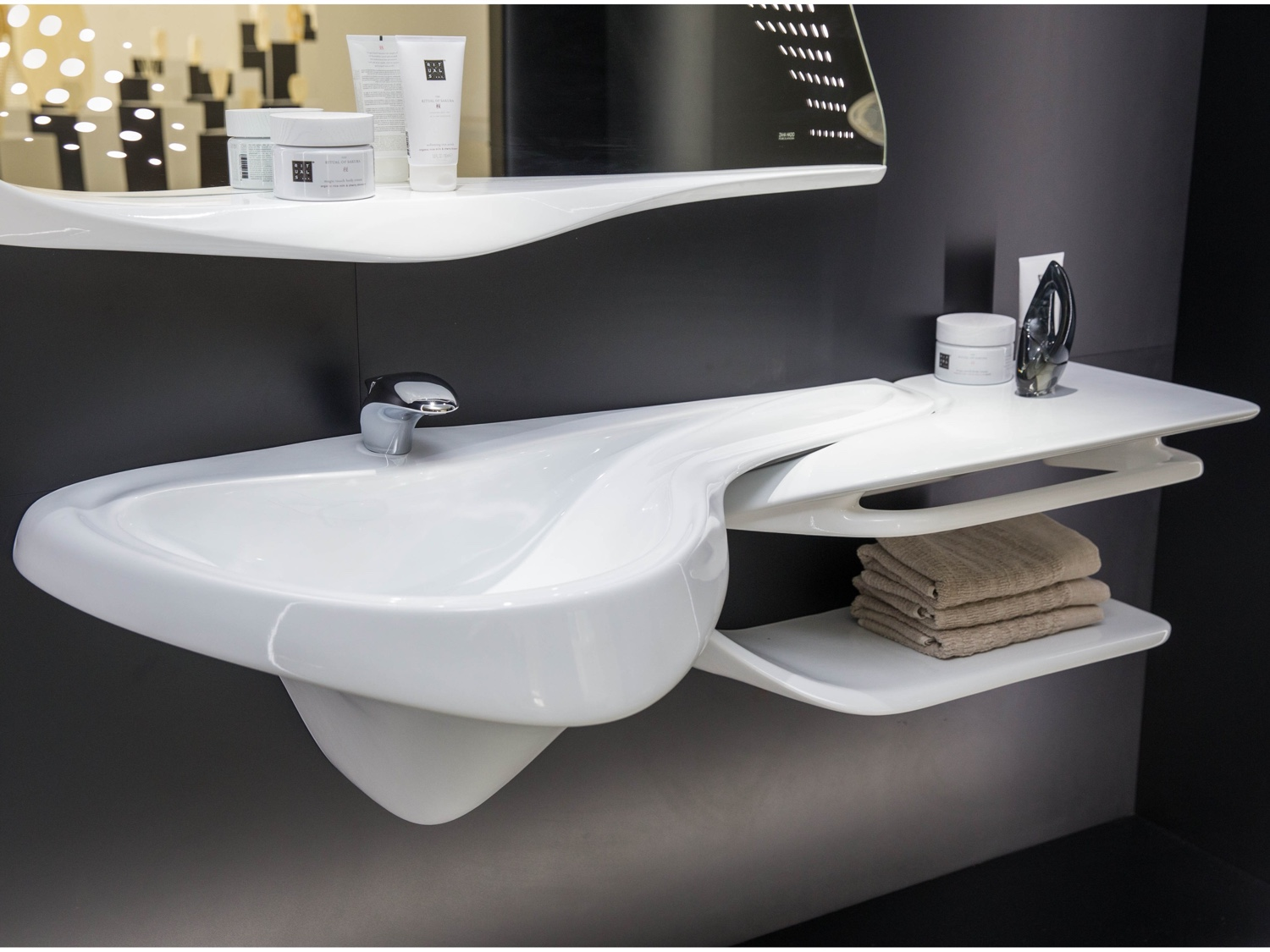 View in gallery ... & Bathrooms of the Future: The Role of Design and Innovation