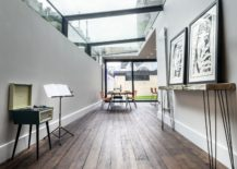 Lovely Along With The Glass Roof A Series Of Floor To Ceiling Glass Windows And A  Revitalized Floor Plan Completely Changed The Aura Of This Welsh Family  Home.