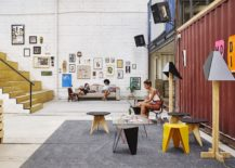 A sustainable and fashion centric hub in Rio MALHA 217x155 42 Repurposed Containers Inside a Warehouse Reshape Rio's Fashion Scene!