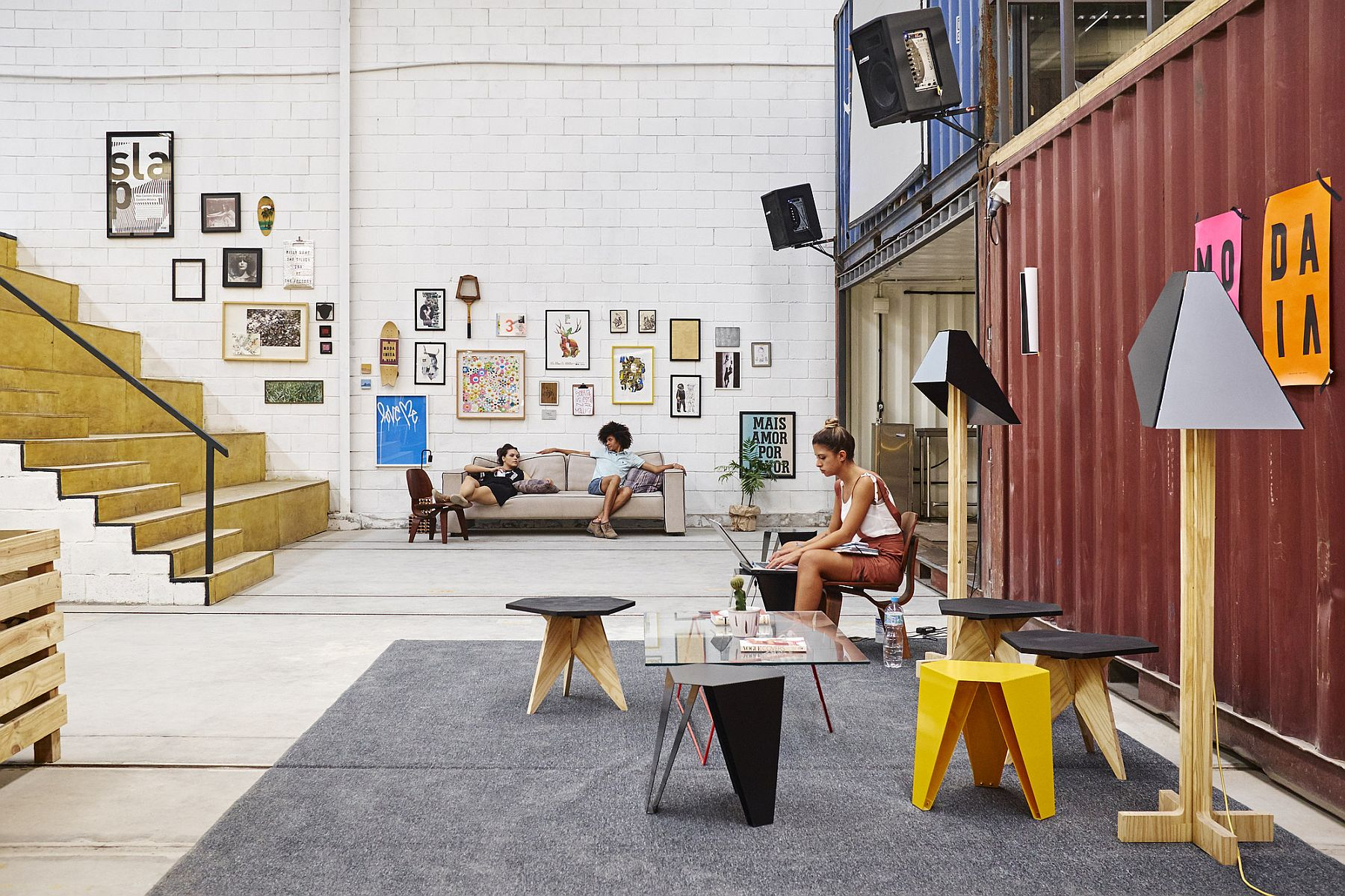 A sustainable and fashion-centric hub in Rio – MALHA