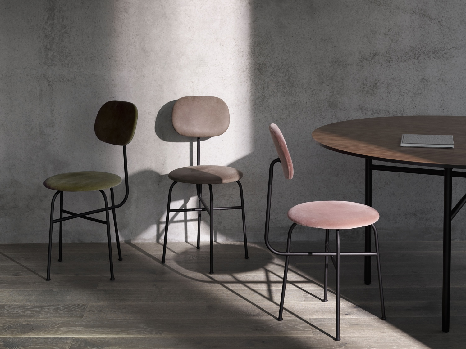 Afteroom Plus Dining Chairs