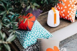 Bring Home Some Luck with Trèfle Decorative Outdoor Cushions!