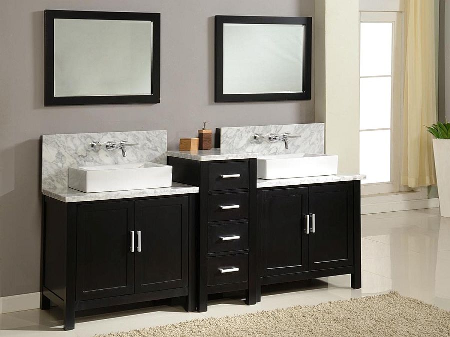 20 Gorgeous Black Vanity Ideas for a Stylishly Unique Bathroom