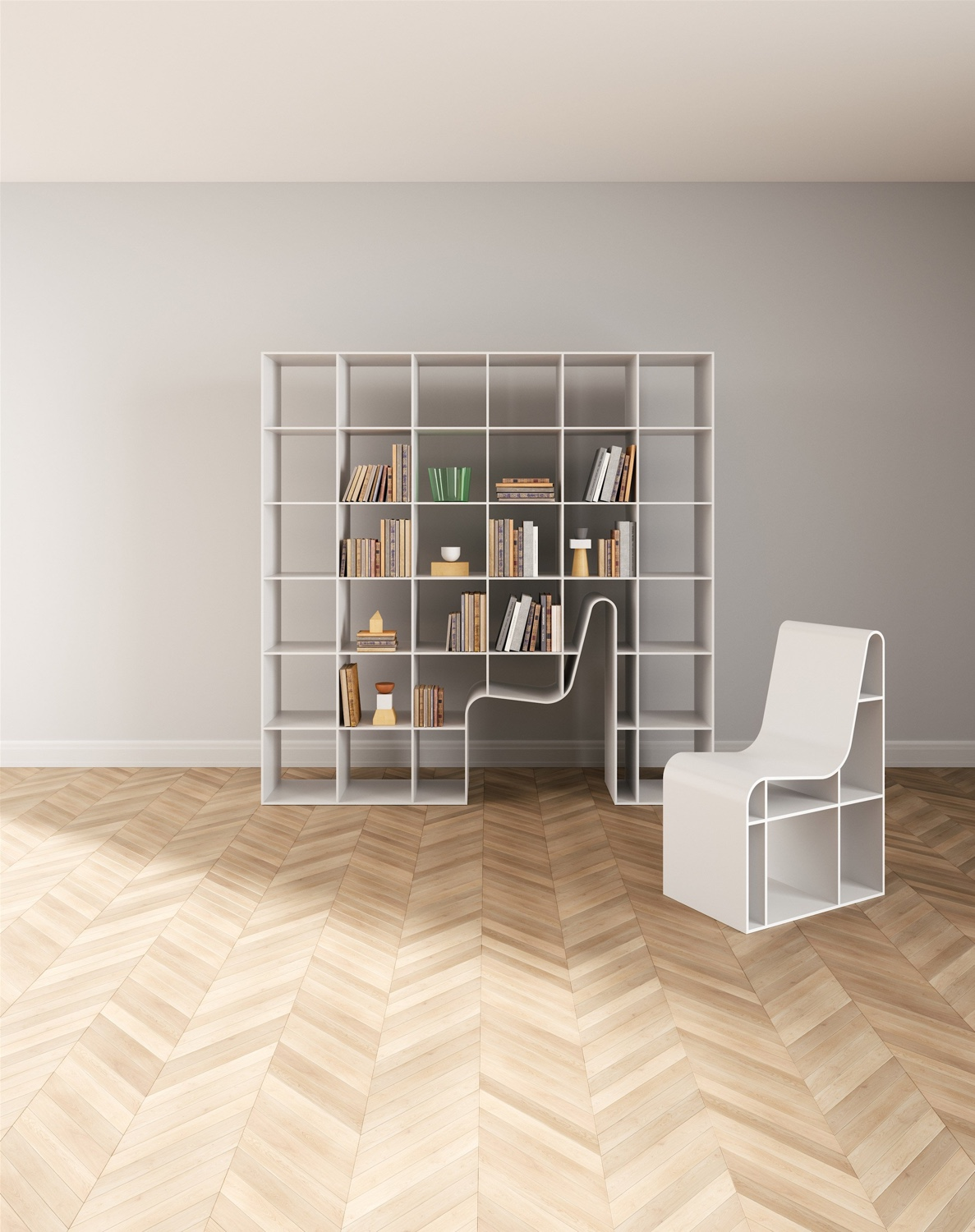 Bookchair I