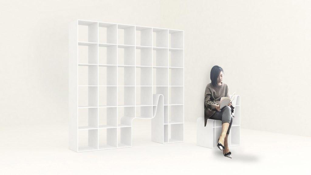 Bookchair II