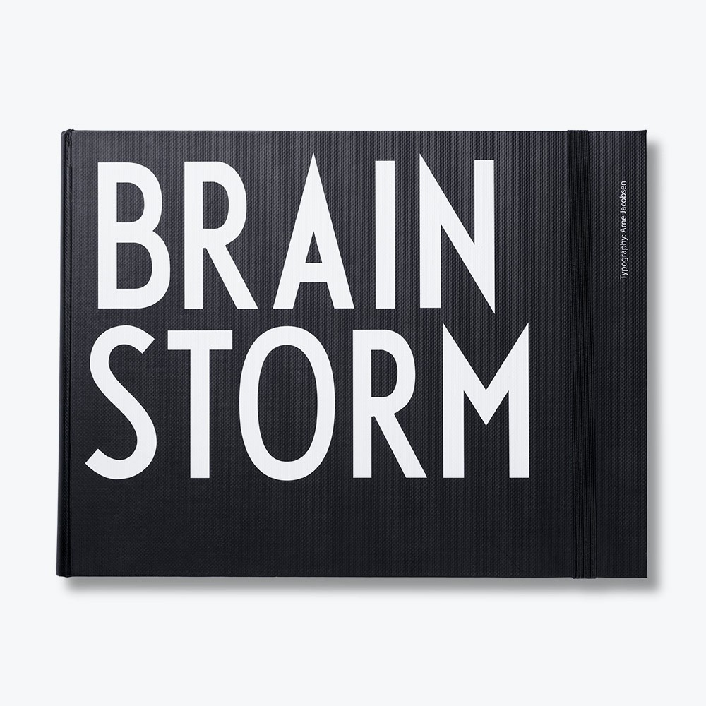 Brainstorm notebook
