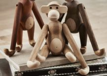 Brothers 217x155 More Monkey Business: Kay Bojesen Denmark Revisits the Classic Wooden Monkey