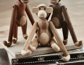 More Monkey Business: Kay Bojesen Denmark Revisits the Classic Wooden Monkey
