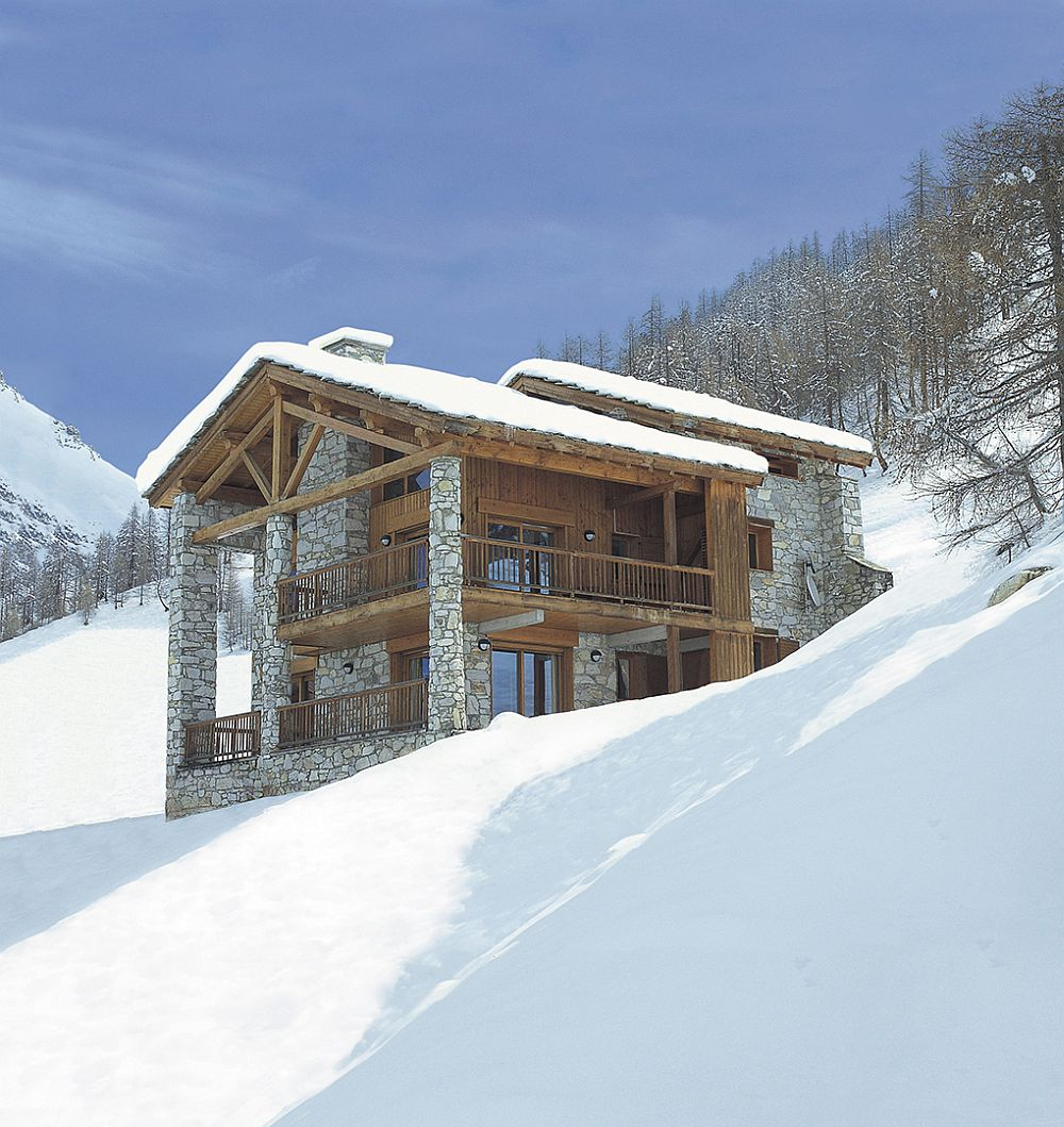 Chalet Elephant Blanc in Elephant Blanc in Val d'Isère