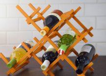 Chic-DIY-Countertop-Wine-Rack-217x155