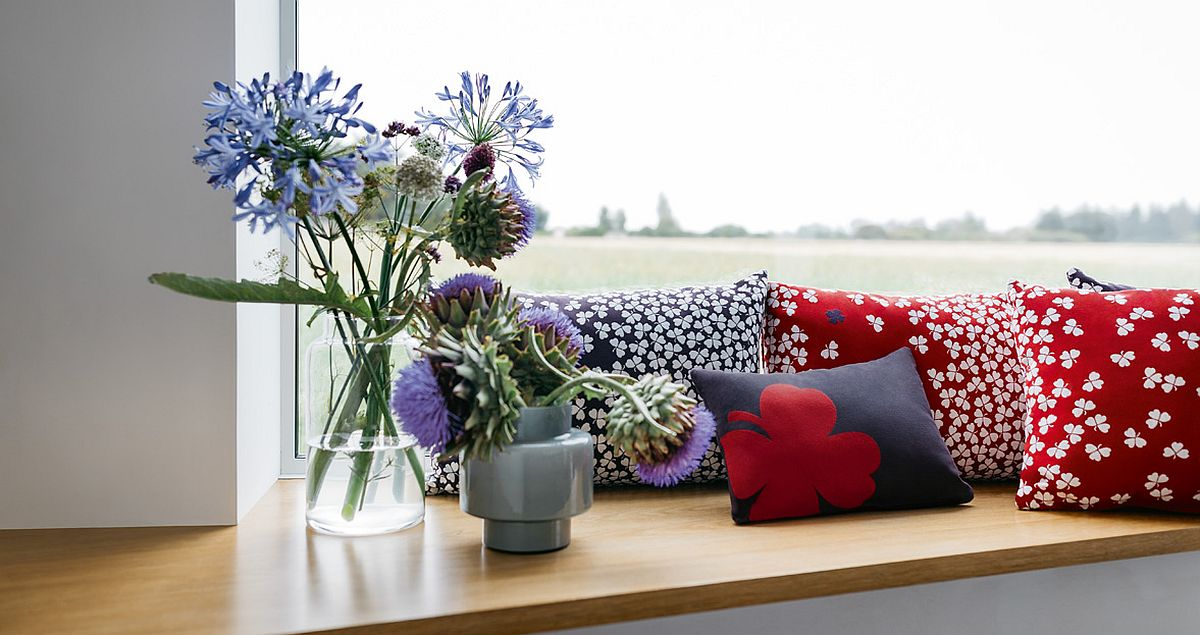 Colorful-and-chic-Trefle-Collection-of-Outdoor-Cushions-from-Fermob