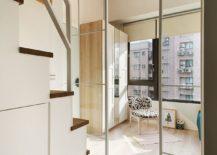 Custom-stairway-sliding-glass-doors-and-hidden-storage-units-217x155
