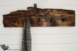 Hang 'Em in Style: 15 Creative DIY Coat Rack Ideas