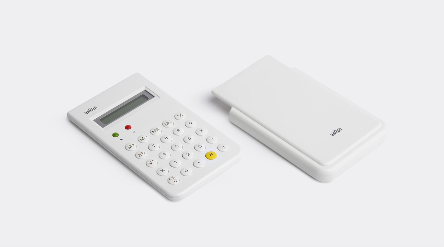 ET66 Calculator white