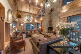 Elephant Blanc: Luxurious Val d'Isère Chalet Promises Access to Amazing Ski Slopes