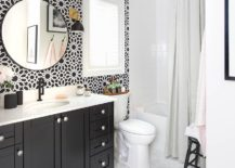 black bathroom vanity. Since Many Among Us Strictly Stay Away From Black  The Idea Of Adding A Vanity To Bathroom Might Feel Touch Shocking Begin With 20 Gorgeous Black Vanity Ideas For Stylishly Unique Bathroom