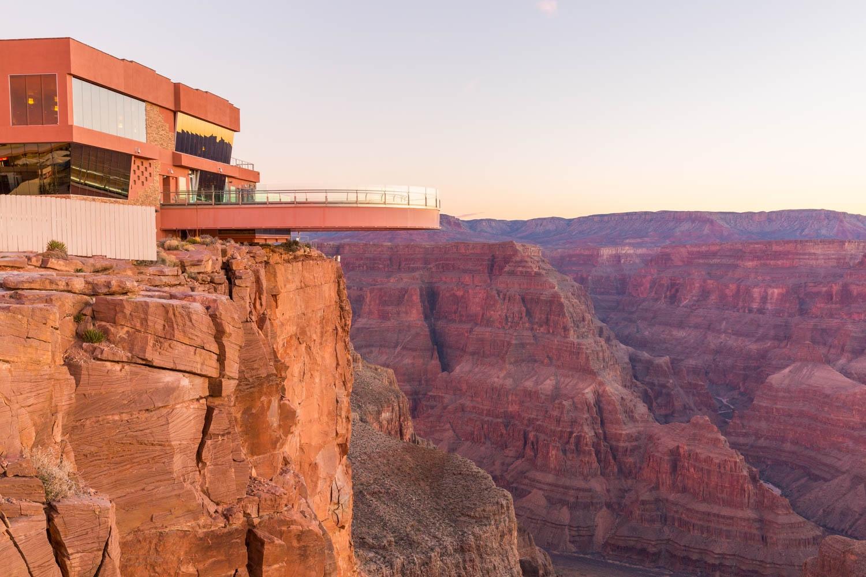 Grand Canyon Skywalk I