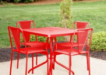 Grenadine outdoor table 217x155 Grenadine and Other Illuminating Fall Design Trends
