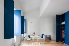 Five Contemporary Homes Enjoy a Deeper Shade of Blue