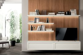 Living Carattere: Sophisticated and Minimal Spaces Designed for Urban Lifestyle