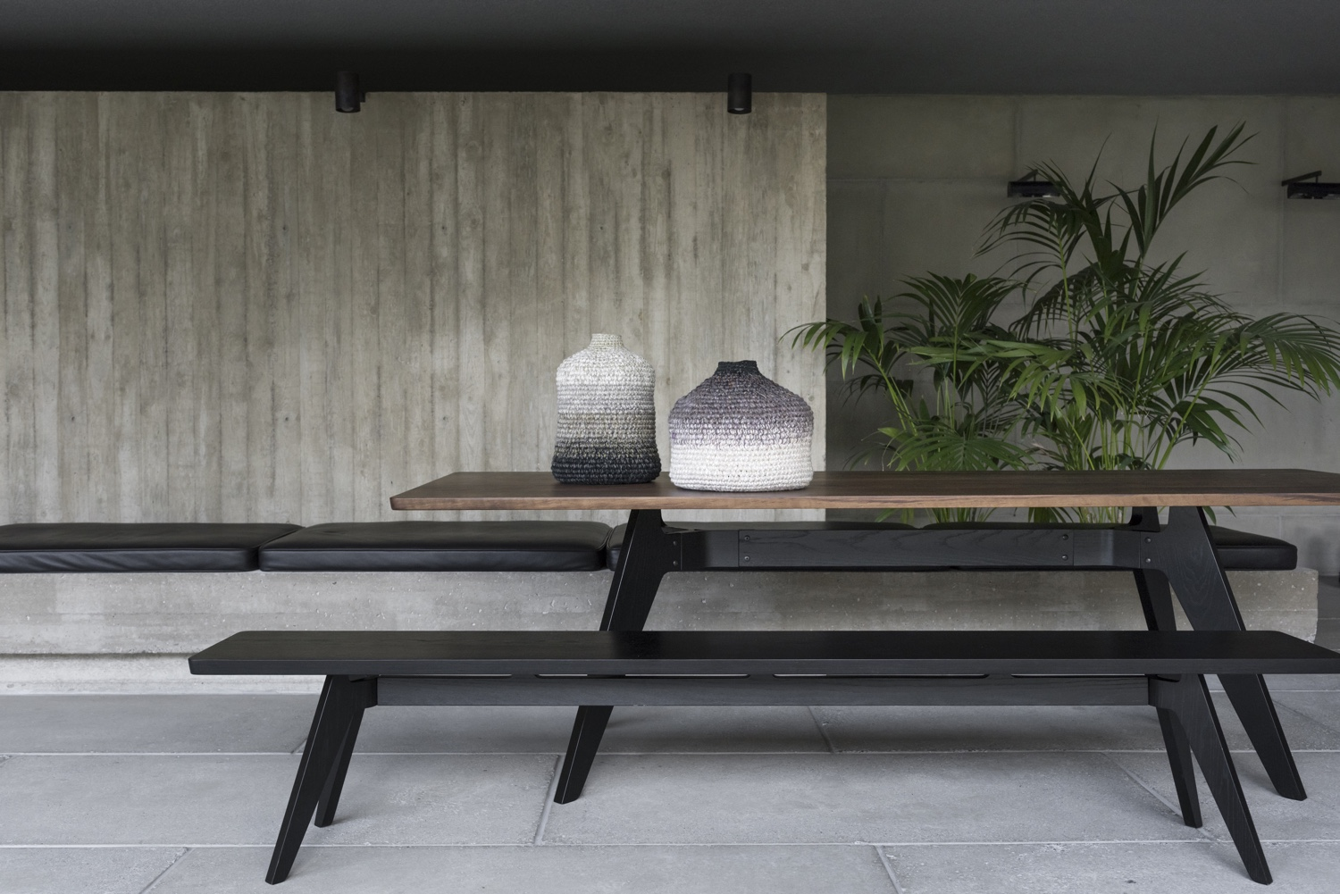 Lavitta table and bench II