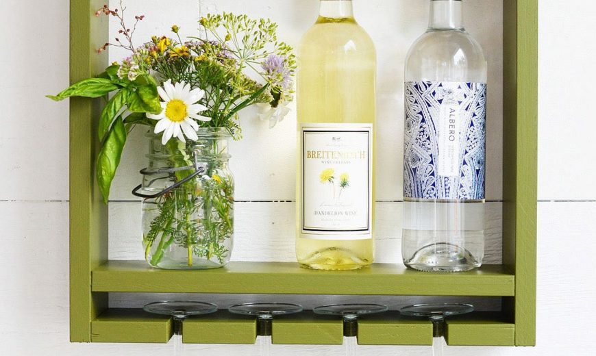 DIY Wine Racks For Every Style