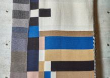 Modern blanket from Bogus Studios 217x155 How to Get a Modern Look with Clean Lined Decor