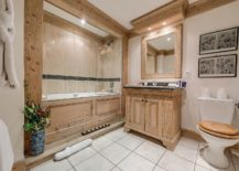 Modern-chalet-bathroom-in-white-with-rustic-wooden-touches-217x155