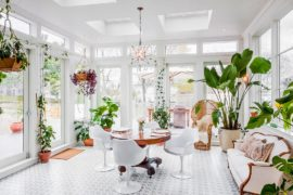 Green Goodness: How to Add Indoor Plants to Your Sunroom