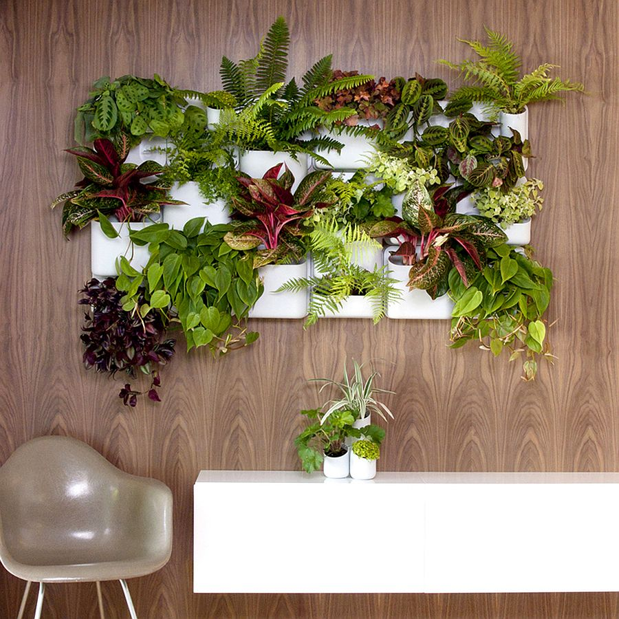 Modular and stylish Urbio Living Wall Kit