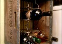 Old-wooden-crate-upcycled-into-a-gorgeous-wine-rack-217x155