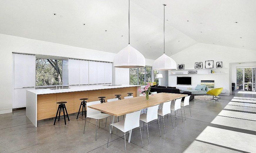 Hillside Modern: Charming Family Home Designed for Outdoor Living