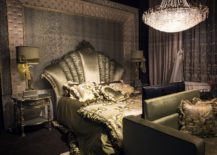20 bedroom chandelier ideas that sparkle and delight the chandelier was a staple of sorts in almost every victorian and classic bedroom but changing times bedroom ambiance and styles have seen a shift away aloadofball Choice Image