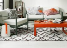 Pops-of-color-and-the-clover-pattern-of-the-cushions-brings-brightness-to-the-sunroom-217x155