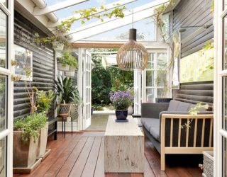 How To: Filling Your Sunroom With Indoor Plants That Will Actually Thrive
