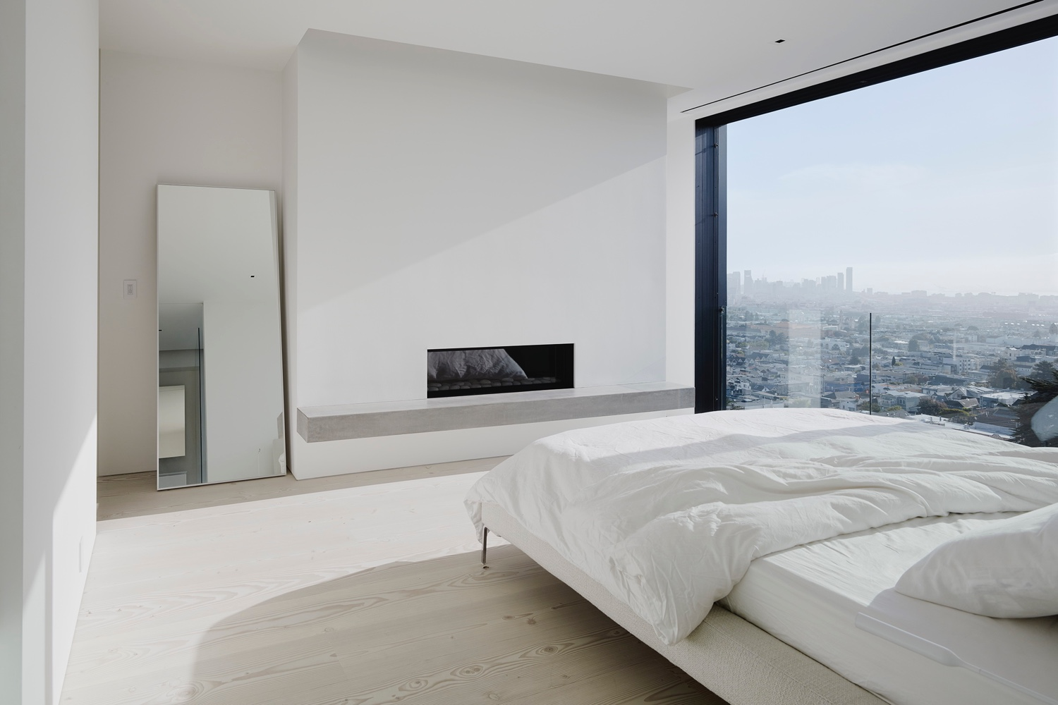 Remember House bedroom