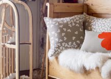 Shabby-chic-outdoor-hangout-in-wood-with-Trefle-cushions-217x155