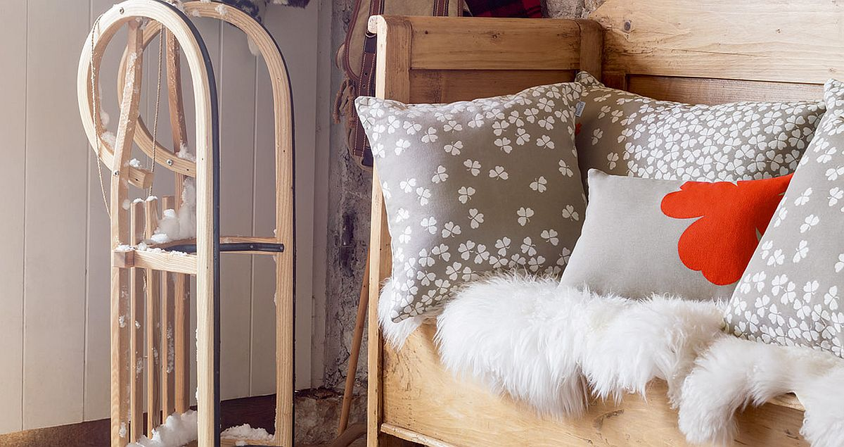 Bring Home Some Luck With Trefle Decorative Outdoor Cushions