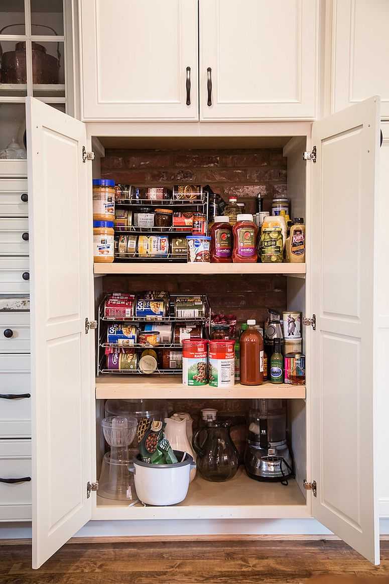 modern kitchen pantry designs 10 unique pantries that usher textural into modern 7730