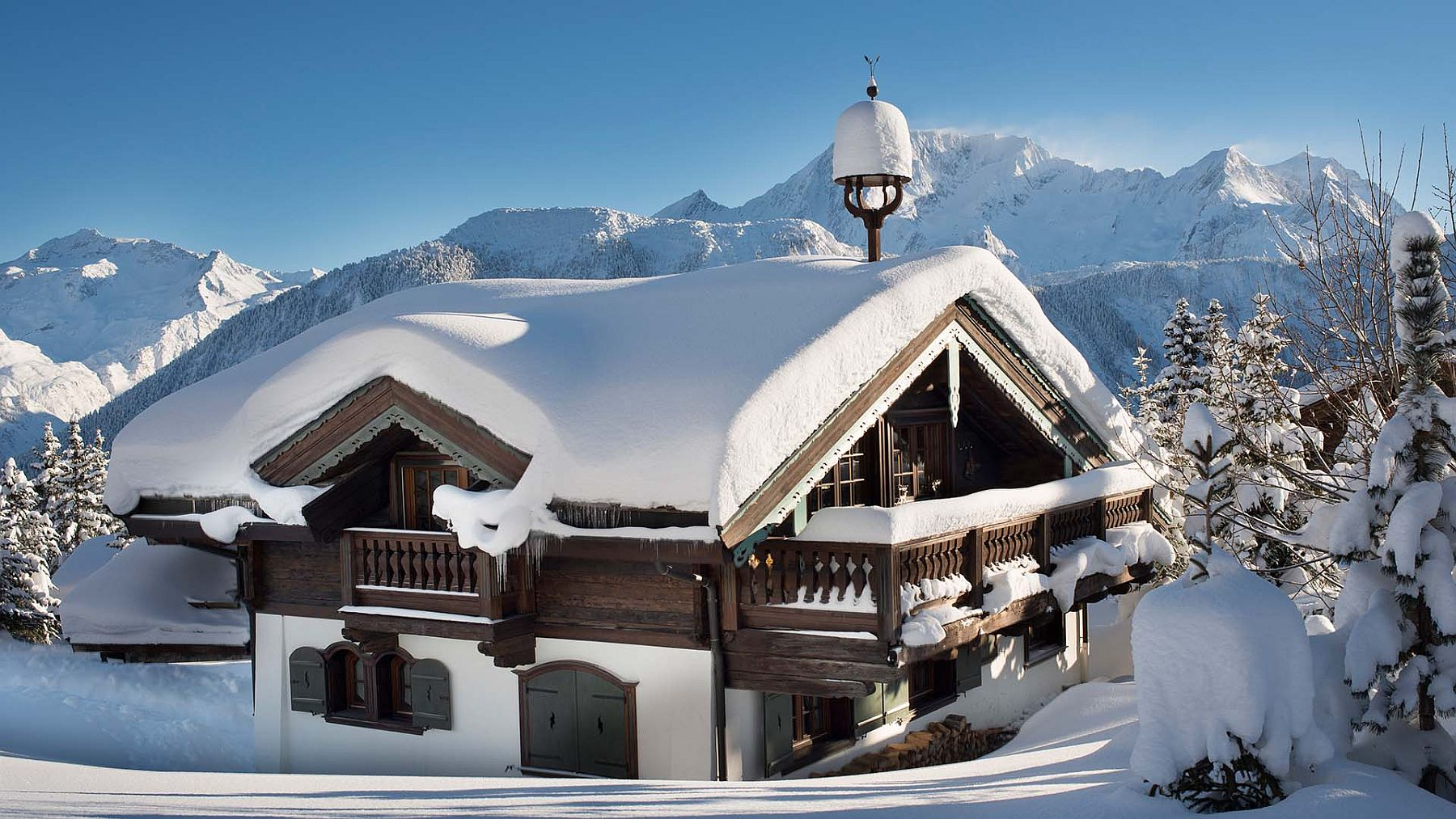 Enjoy Courchevel At Its Stunning Best With Luxurious