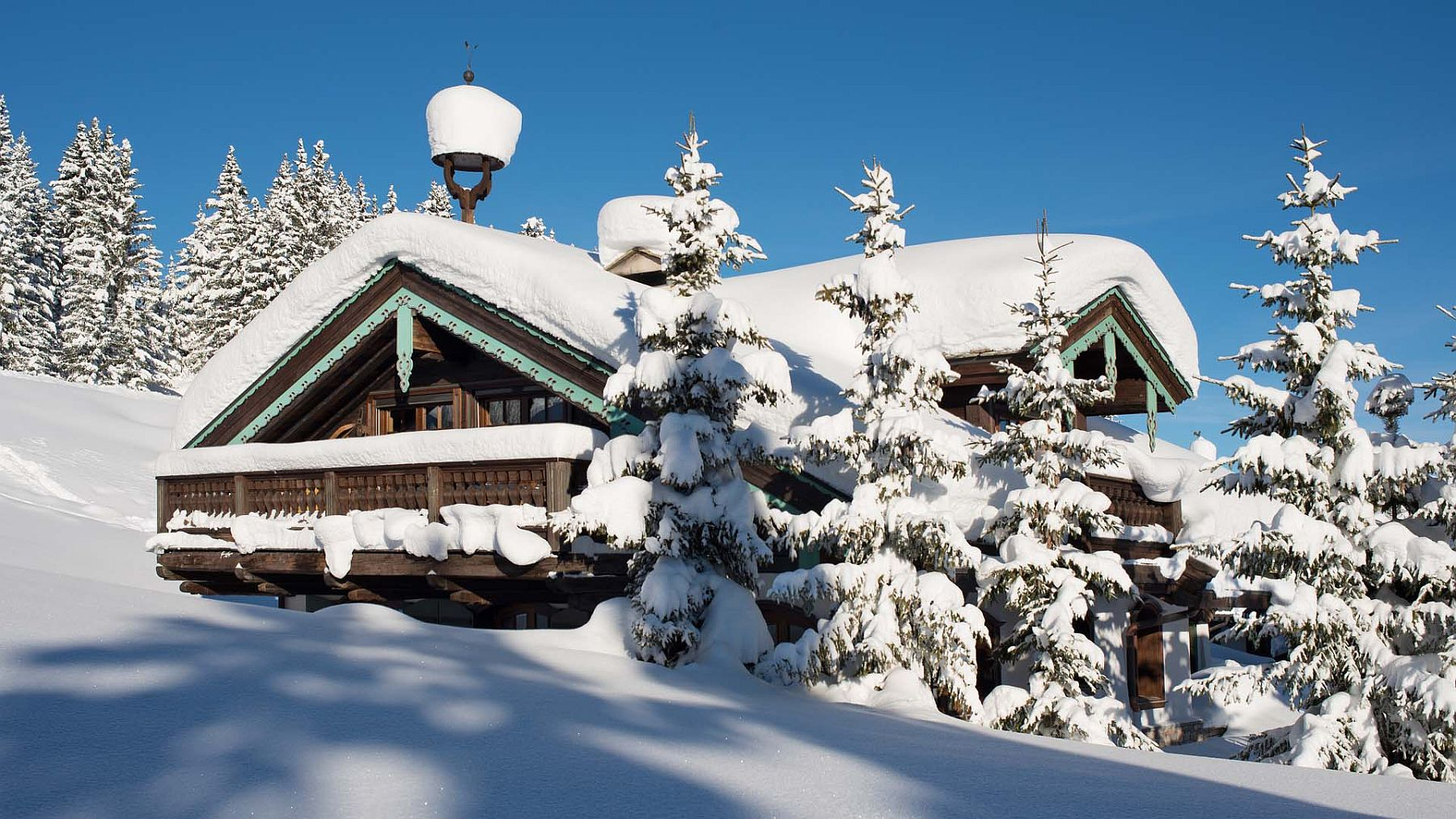 Stunning Chalet Le Namaste in Courchevel
