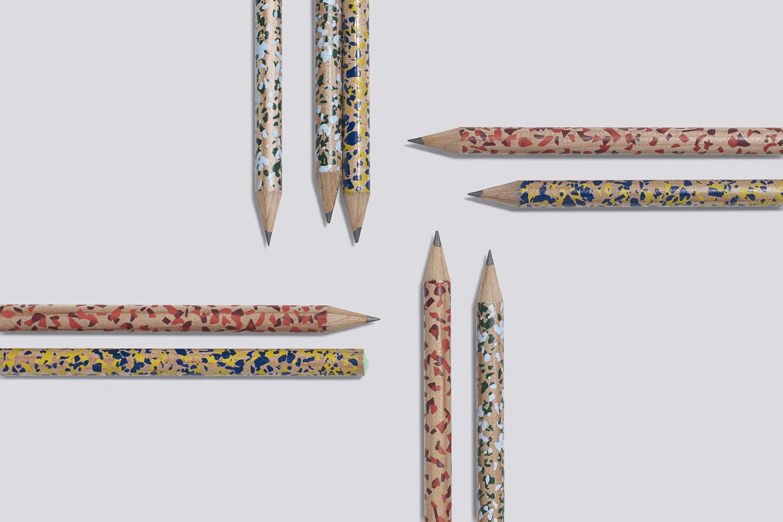 Terrazzo-Pencil-family