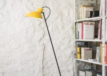 VV Cinquanta floor lamp yellow 217x155 Seven Pertinent Examples of Minimalism in Design