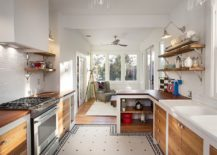 Wooden-shelves-with-rustic-appeal-do-not-disturb-the-existing-style-of-your-kitchen-217x155
