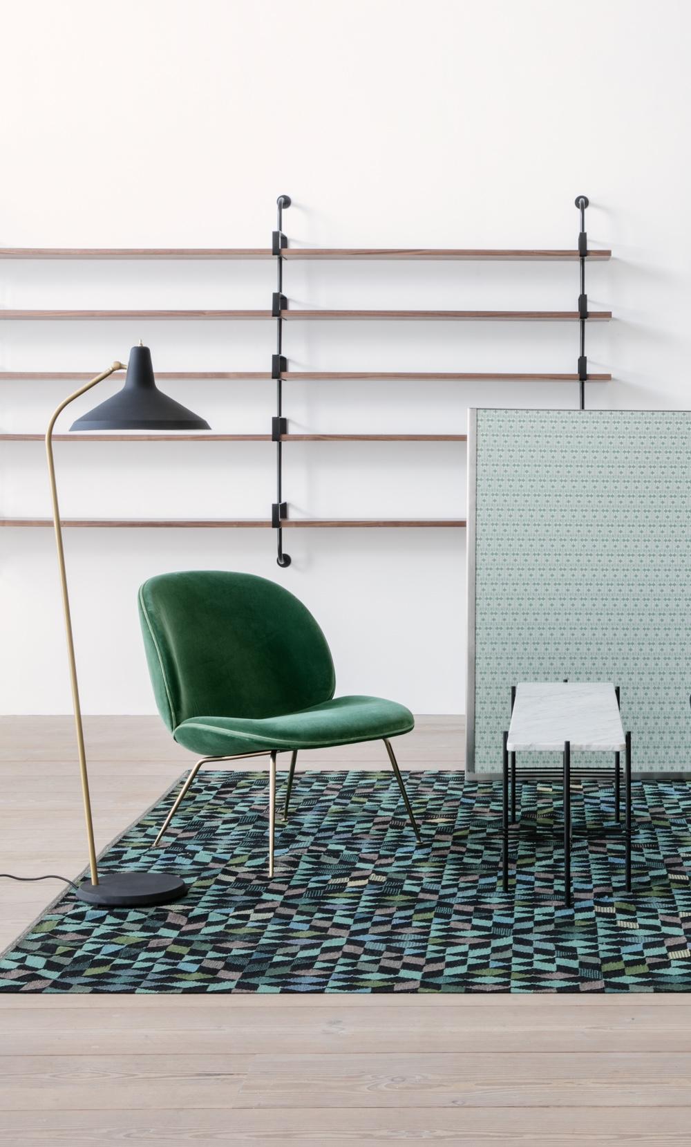 Beetle lounge chair II