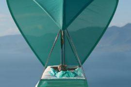 Wave: Stunning Outdoor Hammock Brings Shaded Opulence