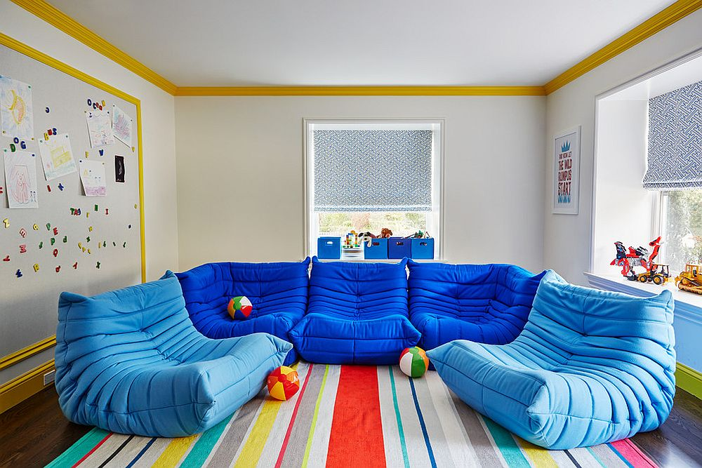 Chic Adaptability 10 Kids Rooms With Versatile Modular